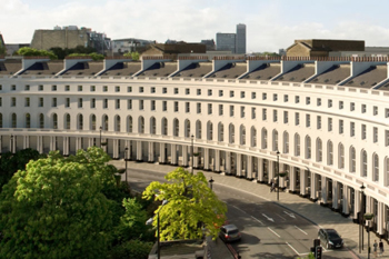 Arbah Capital announces the successful exit of a £27m mezzanine facility for the iconic Regent Crescent high-end residential development in Prime Central London